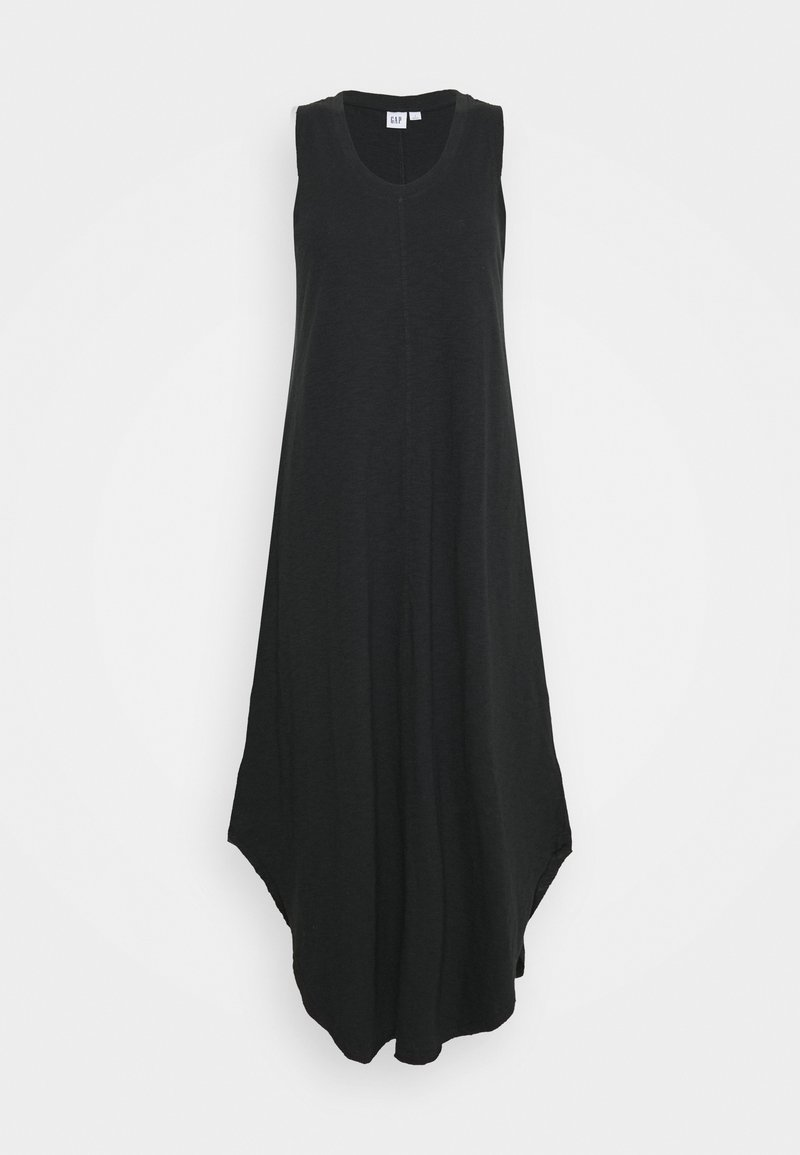 GAP - TANK MIDI DRESS - Maxi dress - moonless night