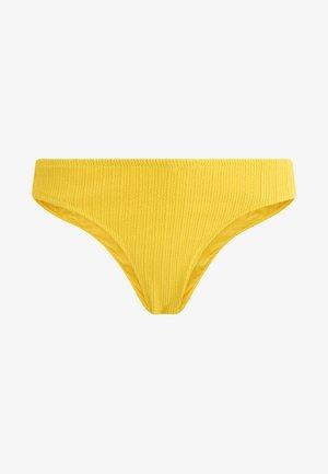 Bikiniunderdel - yellow