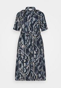 Kaffe Curve - VALENTIN DRESS - Shirt dress - blue - 3