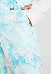 Rojo - ADVENTURE AWAITS PANT - Pantaloni da neve - light blue - 4