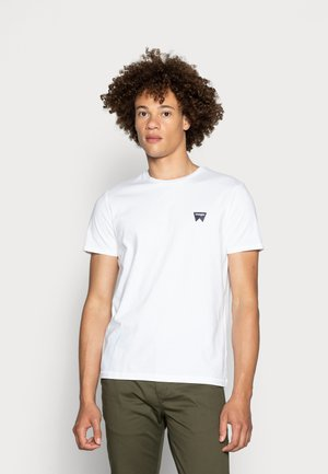 SIGN OFF - T-shirt - bas - white
