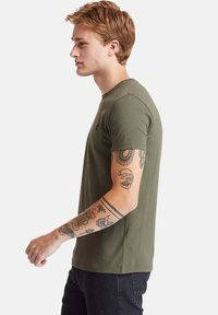 Timberland - Basic T-shirt - grape leaf - 3