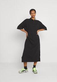 Monki - Maxi dress - black - 1
