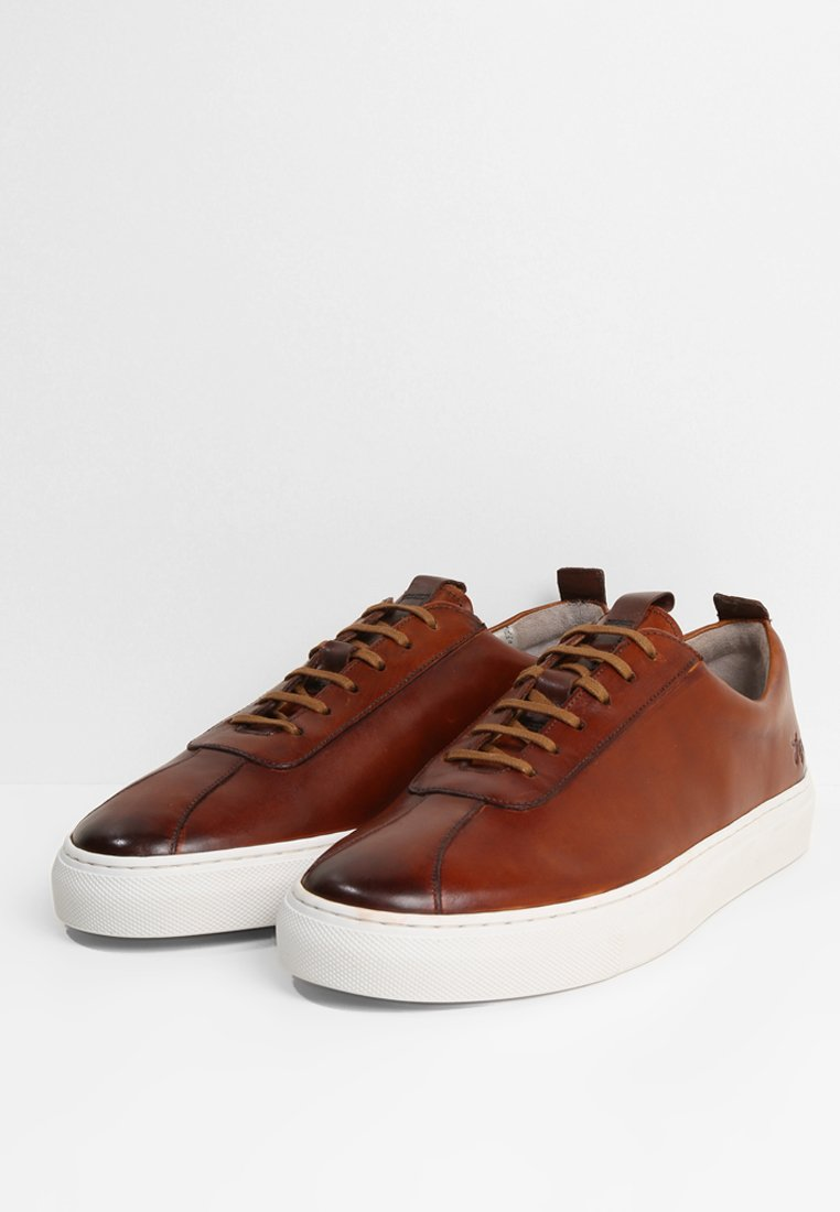 Grenson Sneaker low - tan handpainted/braun - Herrenschuhe k2O16