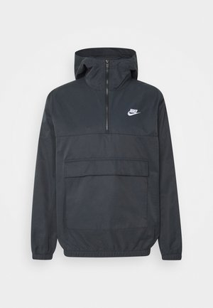 ANORAK  - Windbreaker - black