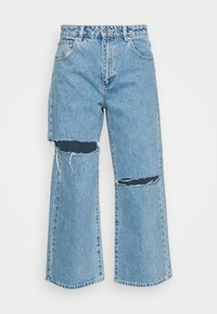 Abrand Jeans - A STREET ALINE - Jeans straight leg - freedom - 4