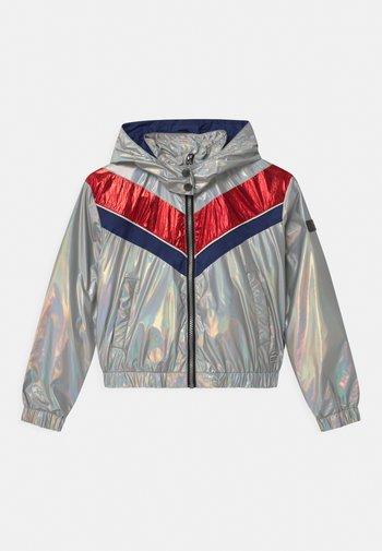 LANA - Light jacket - silver
