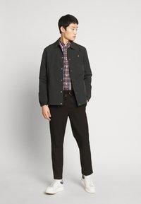 Farah - HANSA COACH - Summer jacket - deep black - 1