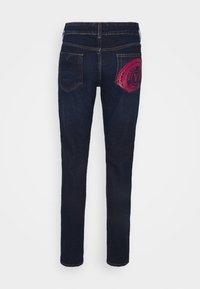 Versace Jeans Couture - Jeans Skinny Fit - blue denim - 6