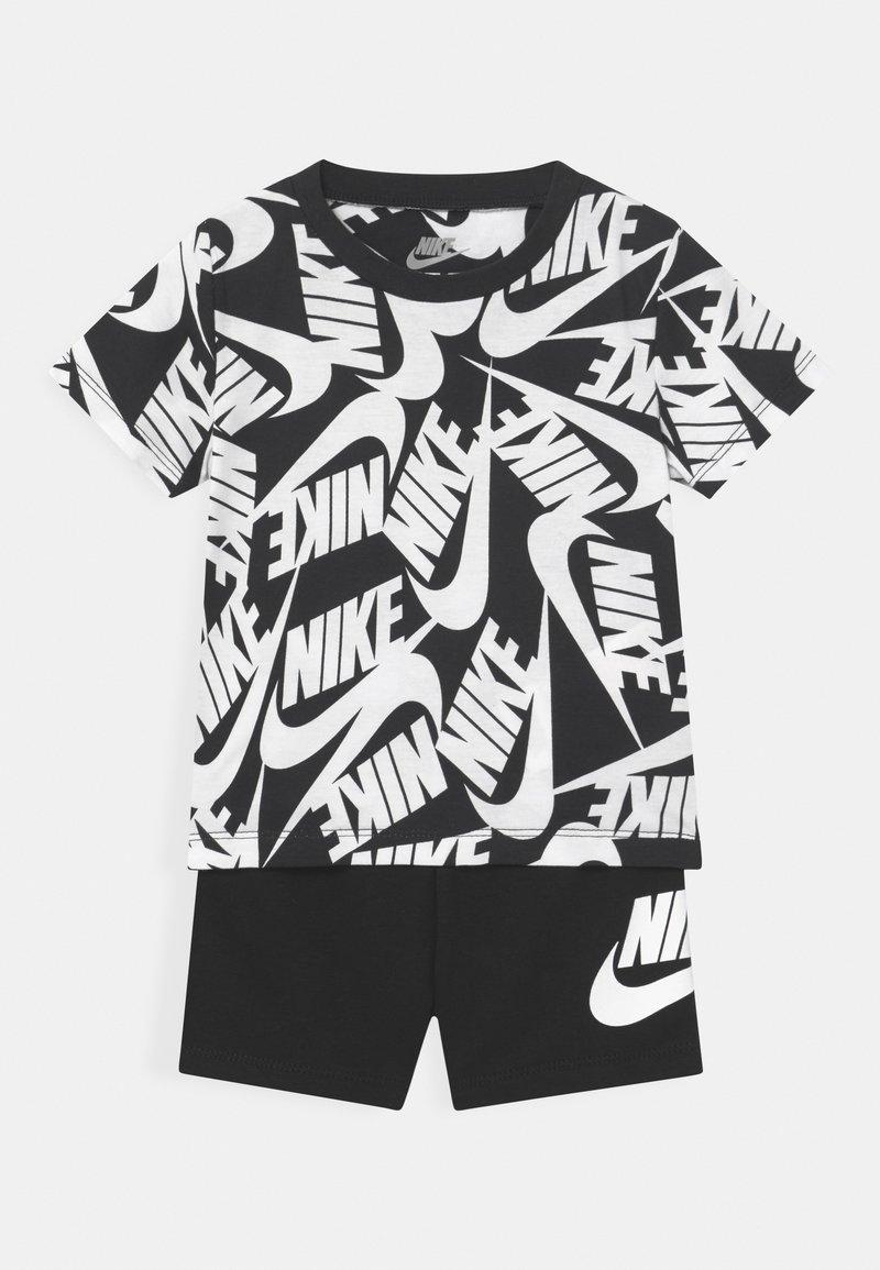 Nike Sportswear - FUTURA SET - Teplákové kalhoty - black