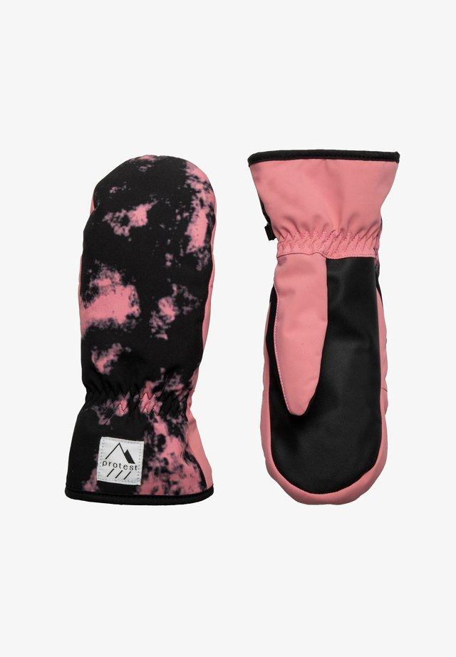 Gloves - think pink