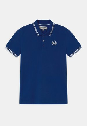 Polo shirt - new blue