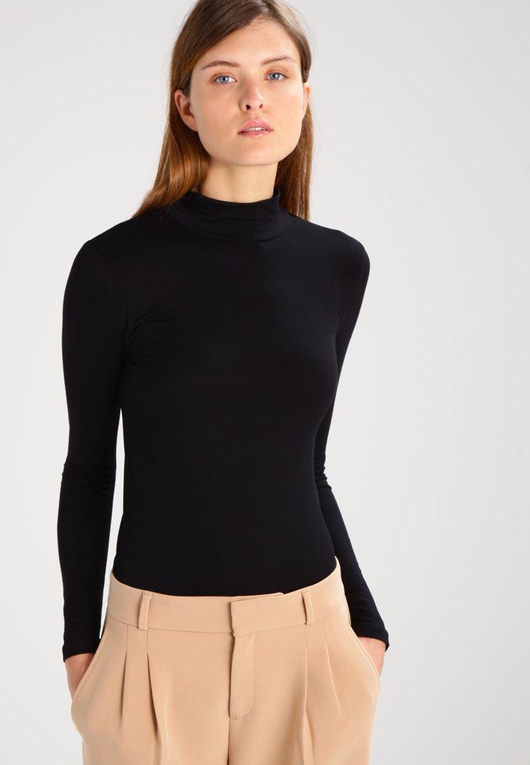 Selected Femme - SFMIO NOOS - Long sleeved top - black