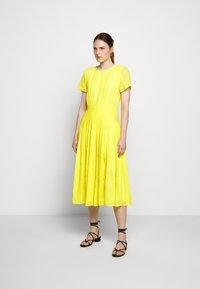 J.CREW - JUDY DRESS - Vestito estivo - bright kiwi - 1