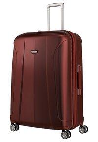 Travelite - ELBE - Wheeled suitcase - red - 2