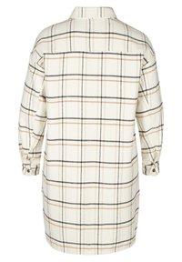 Zizzi - Classic coat - white - 4