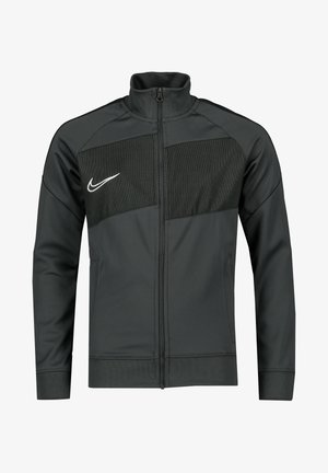 DRI FIT ACADEMY PRO - Zip-up hoodie - grey/black