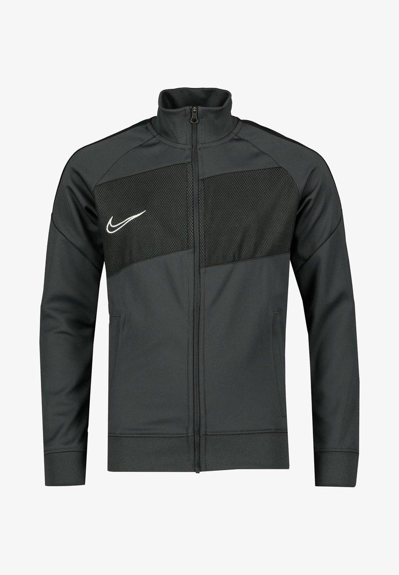 Nike Performance - DRI FIT ACADEMY PRO - Zip-up hoodie - grey/black