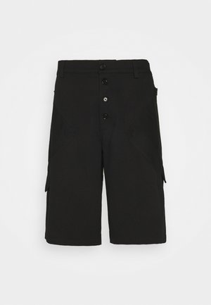 TROUSERS - Kraťasy - black