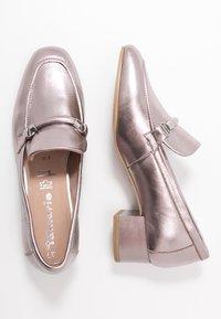 Tamaris - Slip-ons - rose metallic - 3