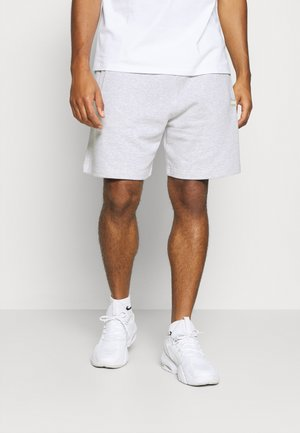 BERMUDA SHORTS - Korte broeken - light grey melange