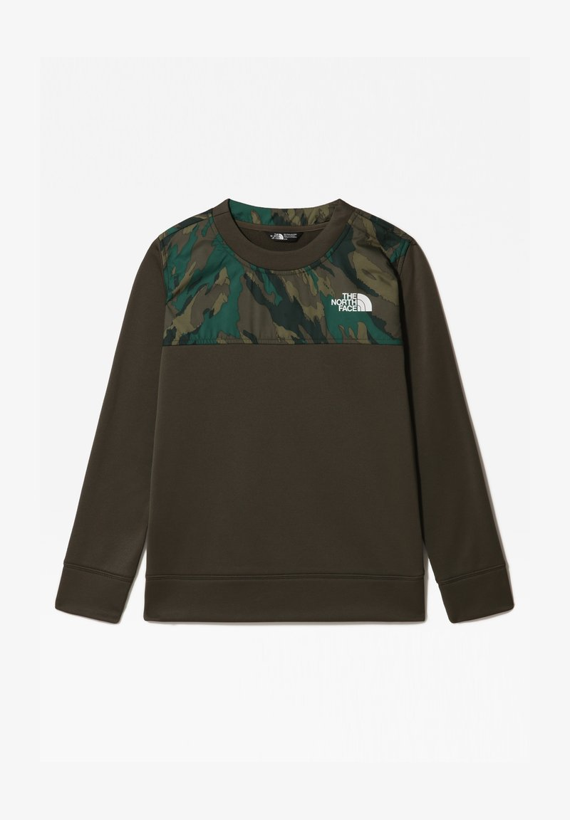 The North Face - B SURGENT CREW - Sweatshirt - new taupe green
