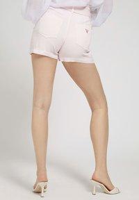 Guess - JANNA - Shorts - rose - 2