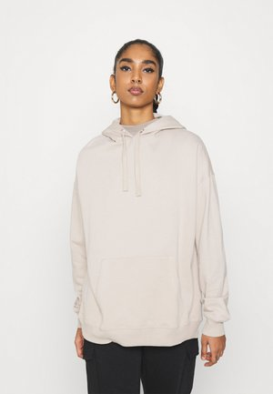 EVERYWHERE HOODIE - Sweatshirt - beige