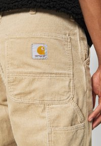 Carhartt WIP - SINGLE KNEE PANT COVENTRY - Pantalon classique - wall rinsed - 6