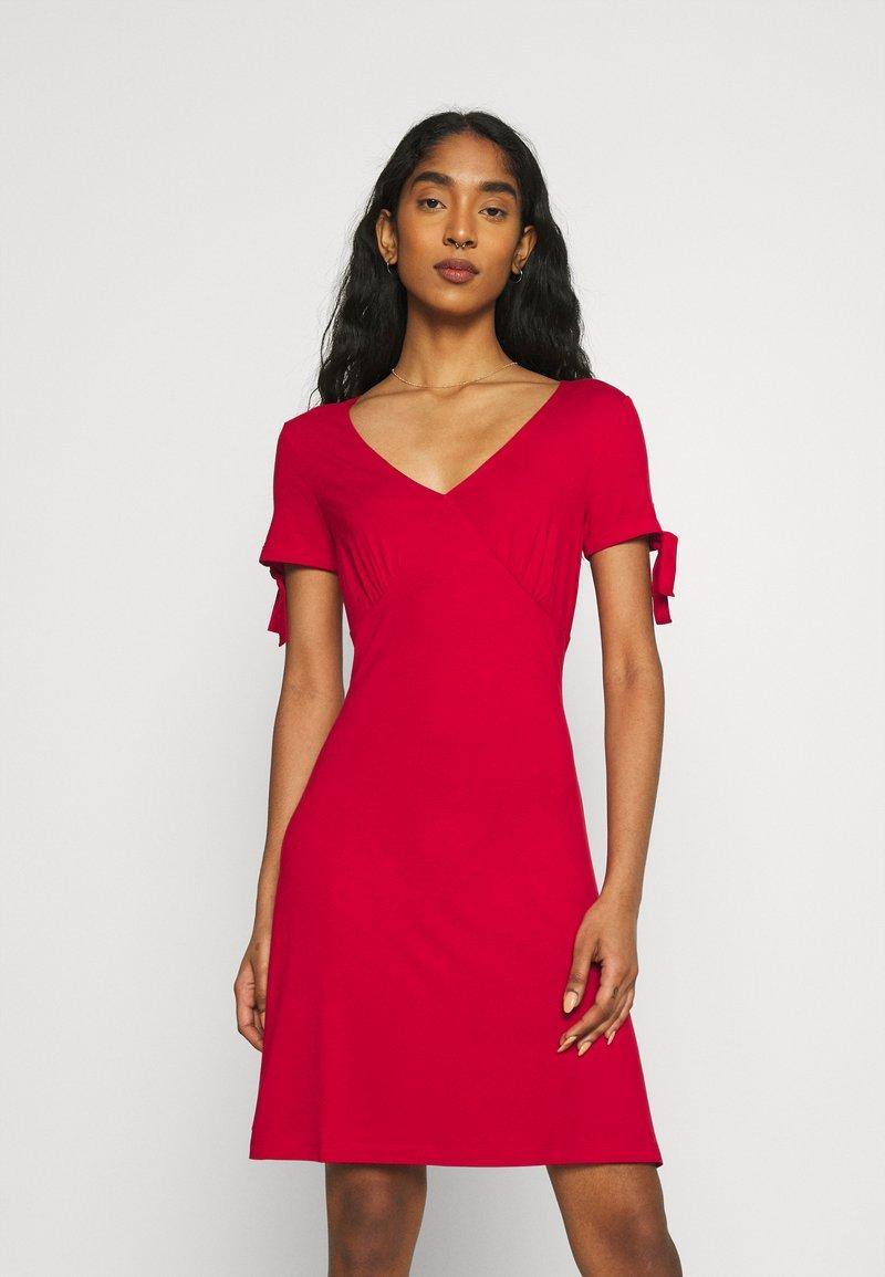 Even&Odd - Jerseykjole - red