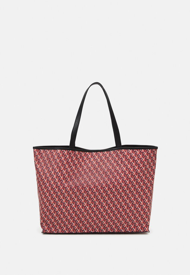 BESRA LOTTA BAG - Cabas - orange