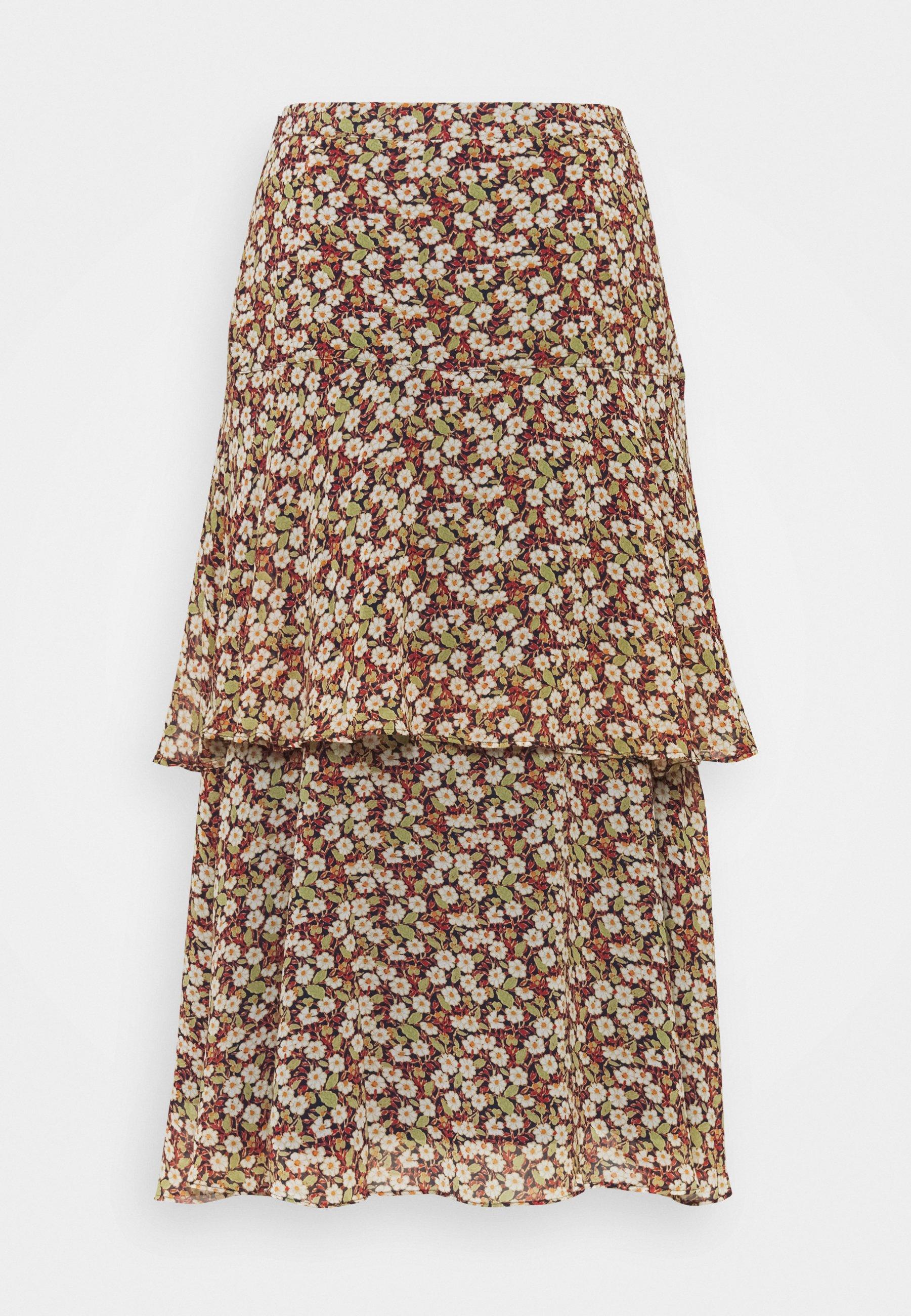 Women FLUENT - A-line skirt