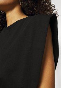 ARKET - Basic T-shirt - black - 5