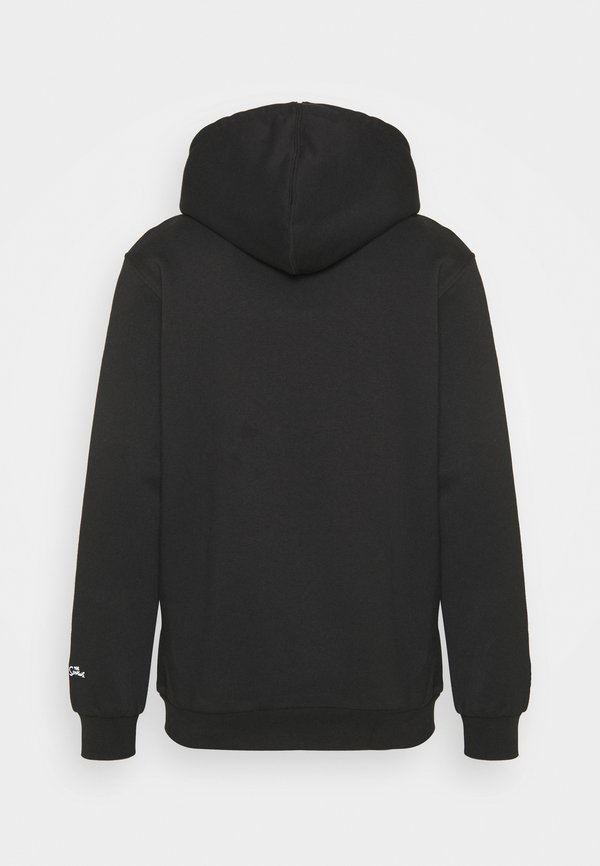 adidas Originals THE SIMPSONS SQUISHEE HOODIE - Bluza z kapturem - black/czarny Odzież Męska PDYX