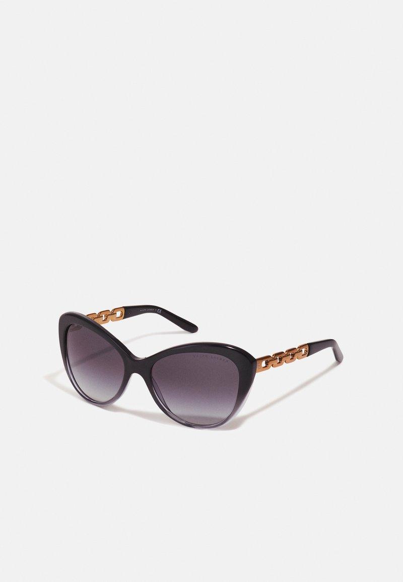 Ralph Lauren - Sunglasses - shiny black/grey