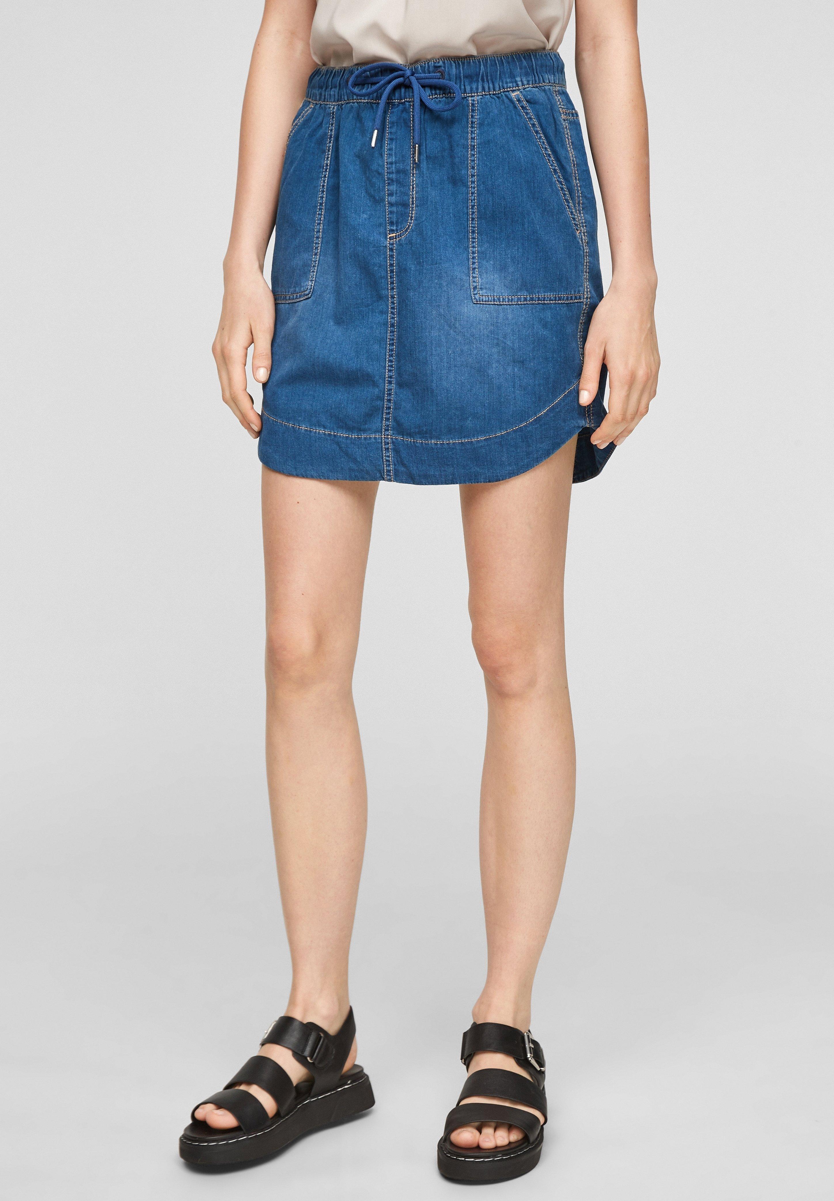Femme ROK - Jupe en jean