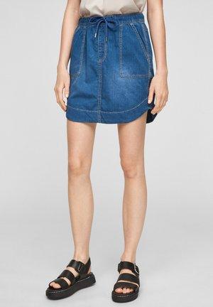 ROK - Jupe en jean - blue