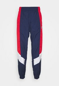 Nike Sportswear - Tracksuit bottoms - midnight navy/university red/white - 0