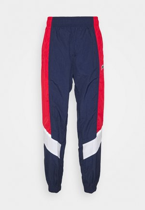 Pantalones deportivos - midnight navy/university red/white