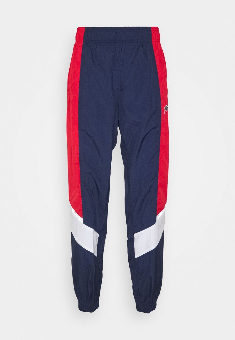 Nike Sportswear - Tracksuit bottoms - midnight navy/university red/white