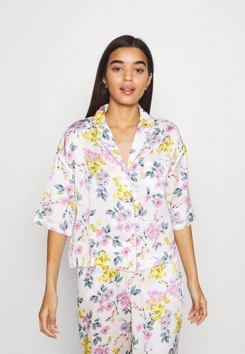 NAIM CHEMISE - Pyjama top - ecru