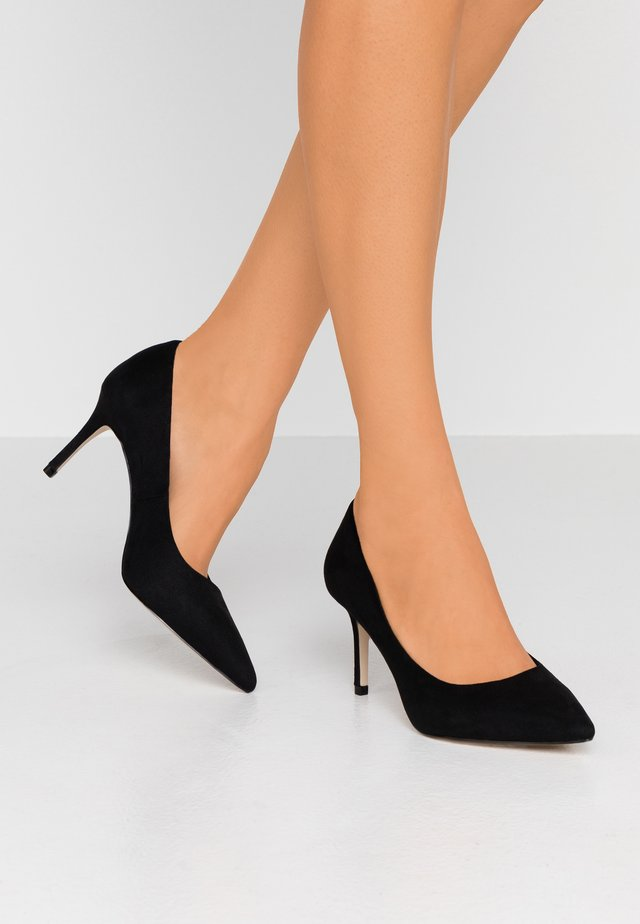 ECLIPSE WIDE FIT - Klassieke pumps - black