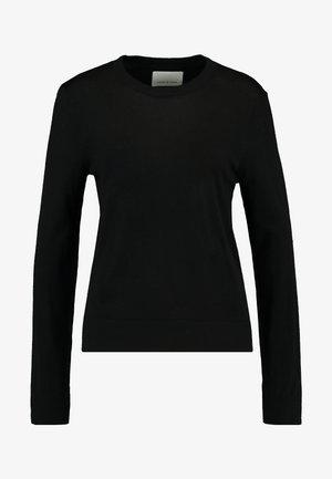 KLEO CREW NECK - Jumper - black