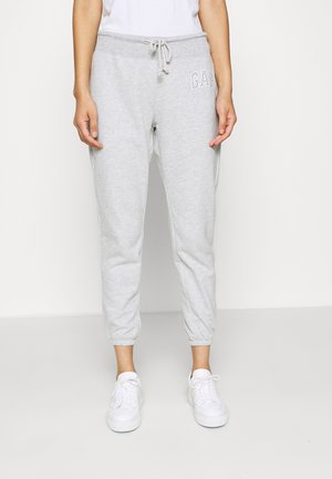 Pantaloni sportivi - light heather grey