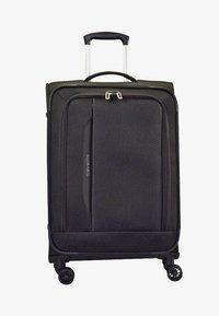 Travelite - CROSSLITE (77 cm) - Wheeled suitcase - black - 0