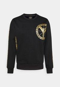 Carlo Colucci - DONNAY X CARLO COLUCCI - Sweatshirt - black/gold - 4