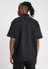 Dickies - CLINTONDALE - Camicia - black - 2