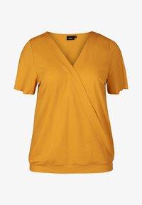 Zizzi - Blouse - yellow - 3