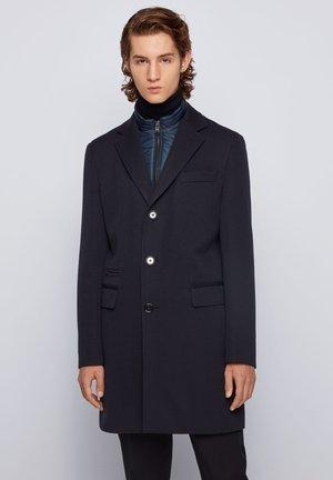 NIDO - Classic coat - dark blue