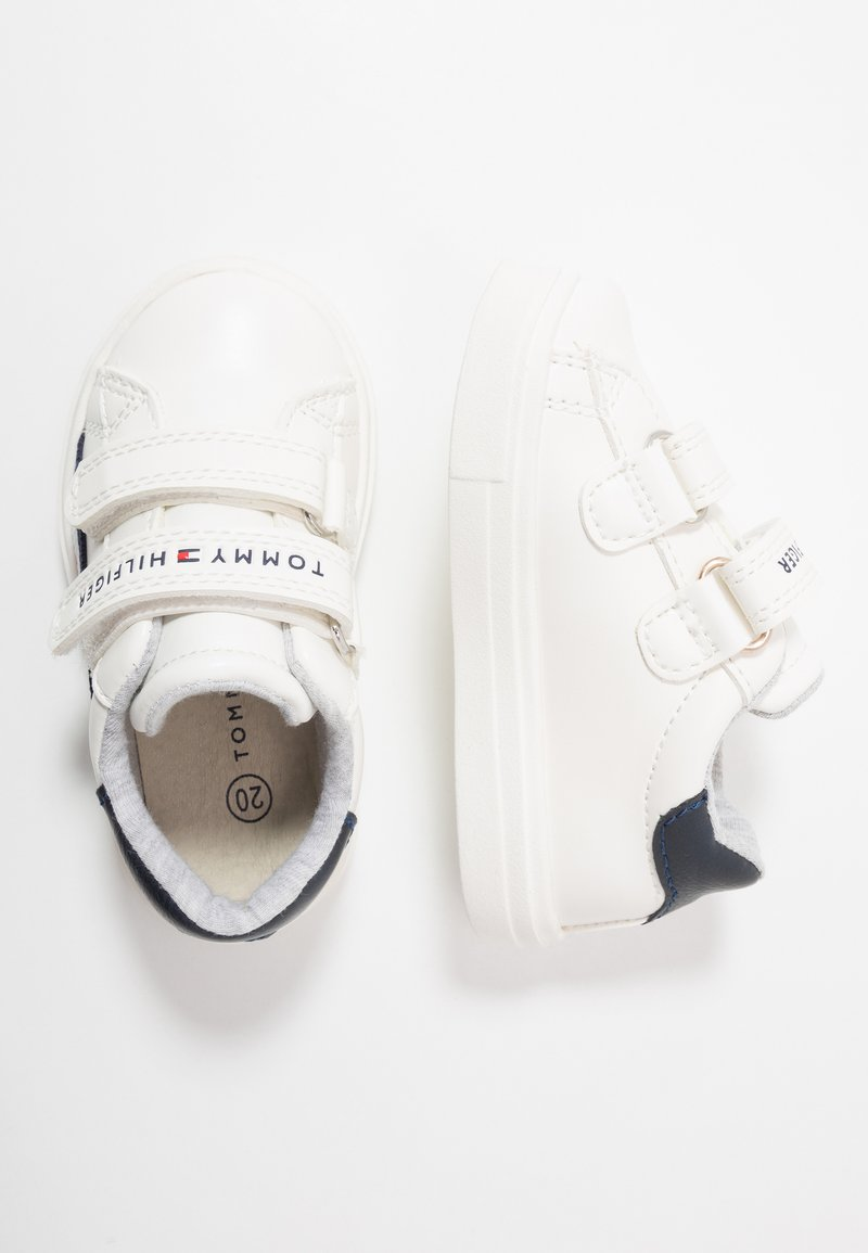 Tommy Hilfiger - Baskets basses - white/blue